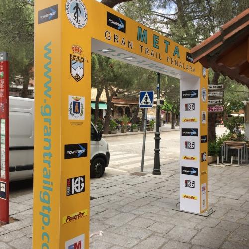 Arco Meta Gran Trail Peñalara